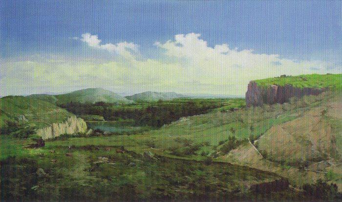 La imagen tiene un atributo ALT vacío; su nombre de archivo es 27-ricardo_montesinos-paisaje_leones-700x413.jpg