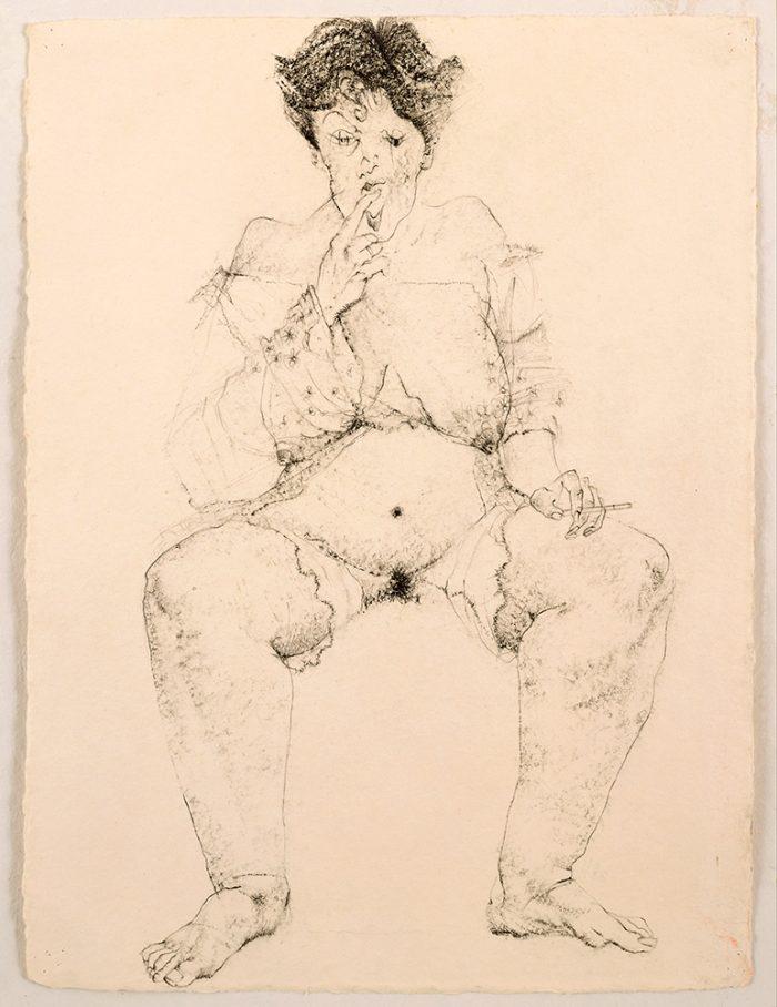 La imagen tiene un atributo ALT vacío; su nombre de archivo es 31-matilde_juarez_caparros-mujer_fumando-700x908.jpg