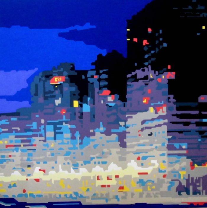 La imagen tiene un atributo ALT vacío; su nombre de archivo es 9-joaquin_sanjuan_sanchez-casas_de_cincuenta_pisos_iii-700x702.jpg