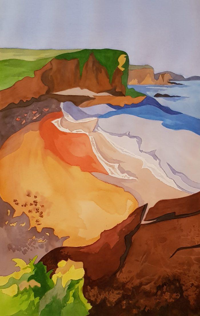 La imagen tiene un atributo ALT vacío; su nombre de archivo es Carmen-Durán.-Playa-de-Galizano.-Cantabria.-86-x-56-cms.-700x1104.jpg