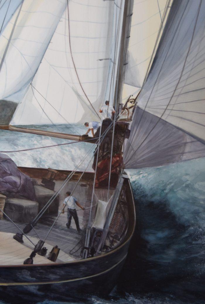 La imagen tiene un atributo ALT vacío; su nombre de archivo es Juan-ramón-Luque-Avalos.-el-gran-velero-140-x-98-7-700x1035.jpg